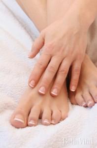 Fußpflege in Berlin - Kosmetikstudio