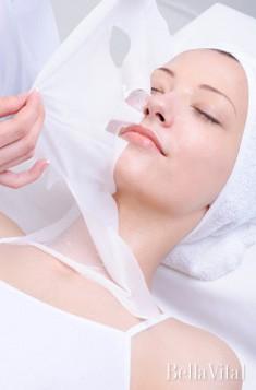 Kosmetik Gesicht Biomatrix Collagenvliesmaske