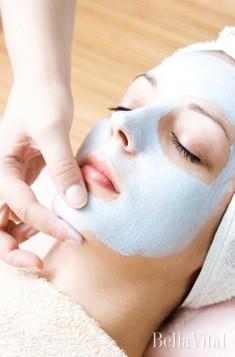 Kosmetik Gesicht Behandlung
