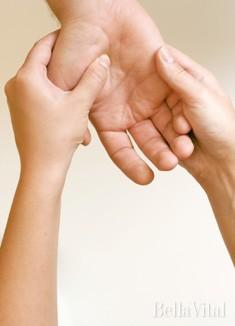 Kosmetik Handmassage