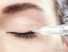 Permanent-Make-Up Berlin Wimpern Lidstrich