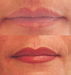 Permanent-Make-Up Lippen in Berlin
